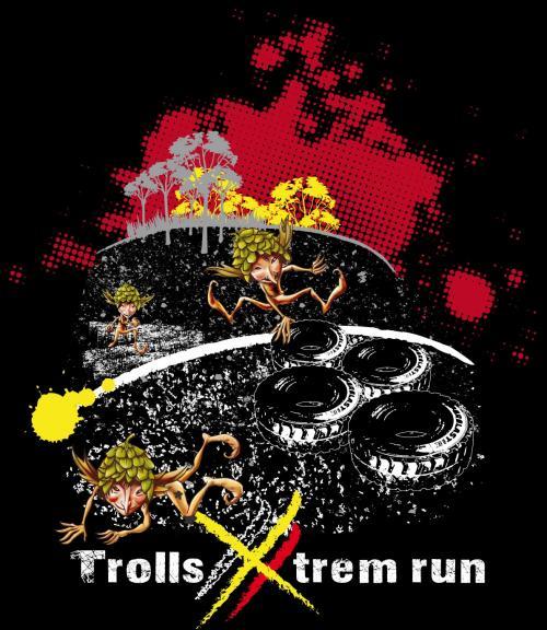 Troll XTrem  Run sécurité