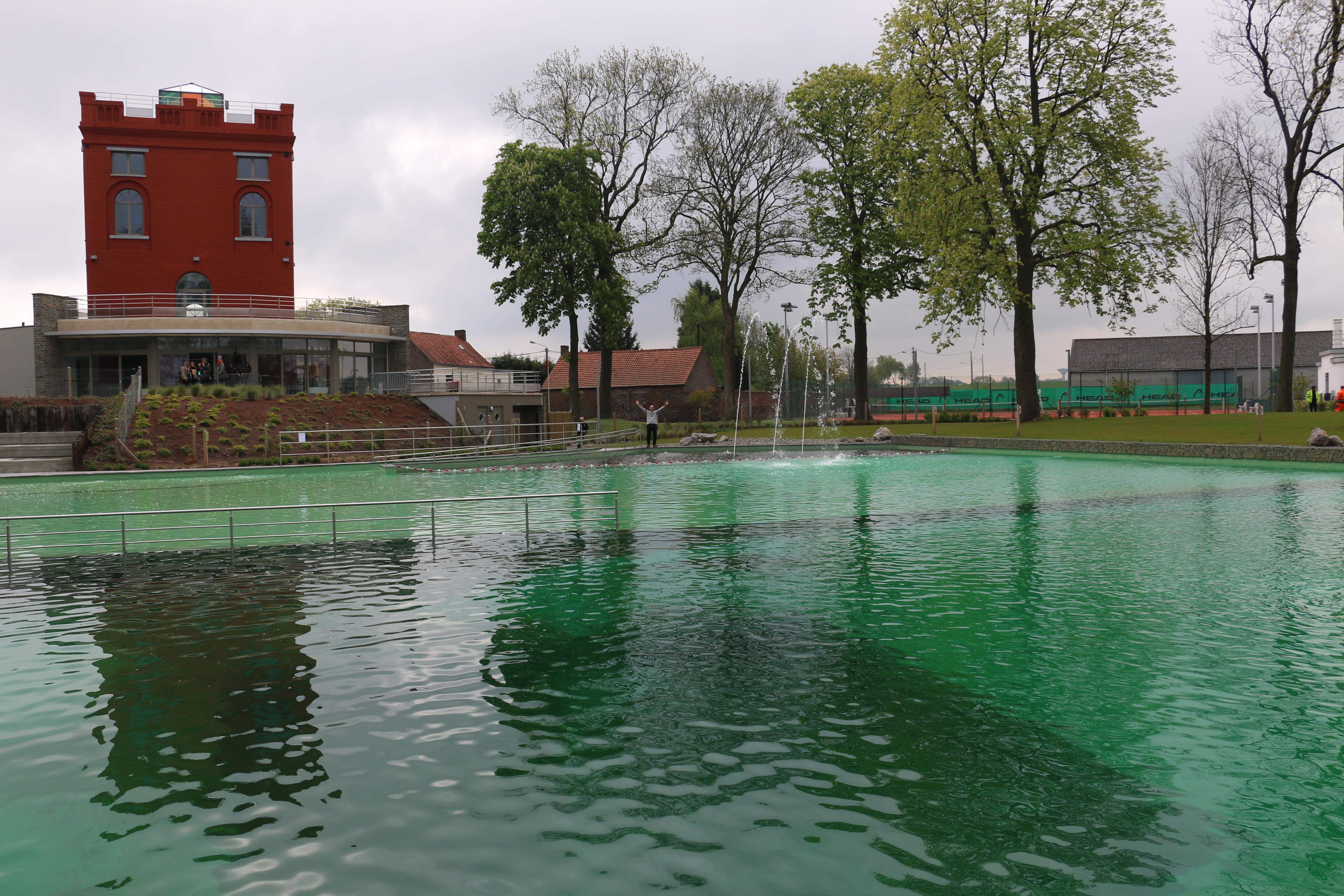Dernier entrainement au Belvédère avant reprise en piscine couverte
